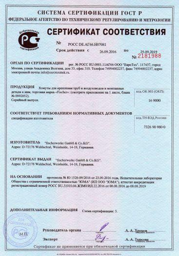 xomuty-dlya-krepleniya-trub-i-vozduxovodov-i-montazhnye-detali-k-nim-torgovaya-marka-fischer